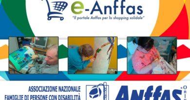 E-Anffas, il portale Anffas per lo shopping Solidale